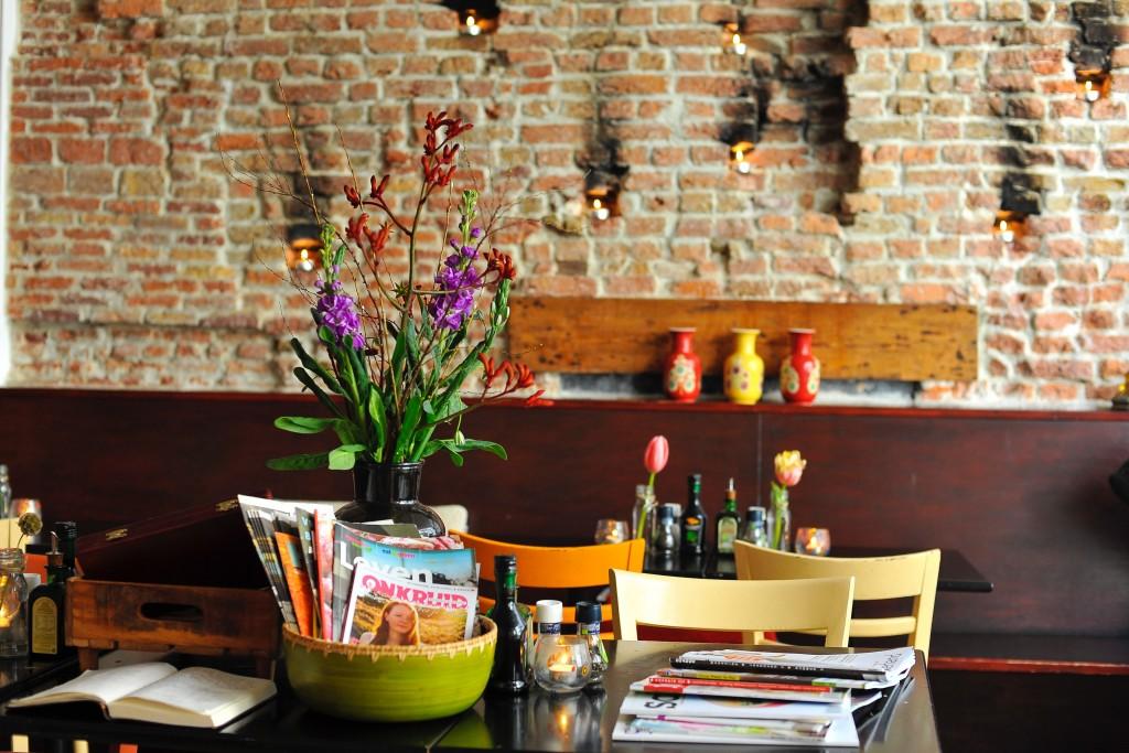 Restaurant Aangenaam in Haarlem