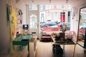 Shop + Deli Ninour in Amsterdam