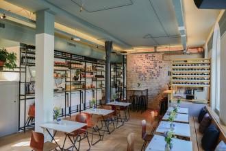 Restaurant Instock in Amsterdam