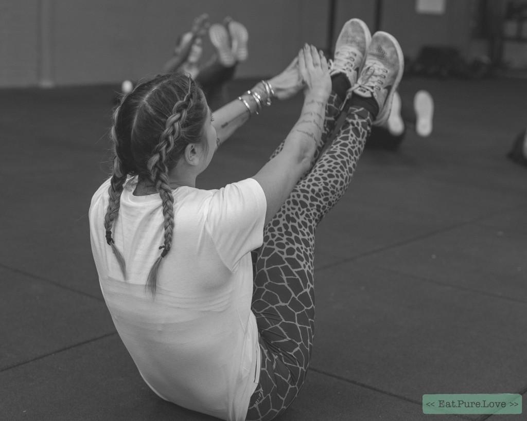 Online trainen met Model Workout