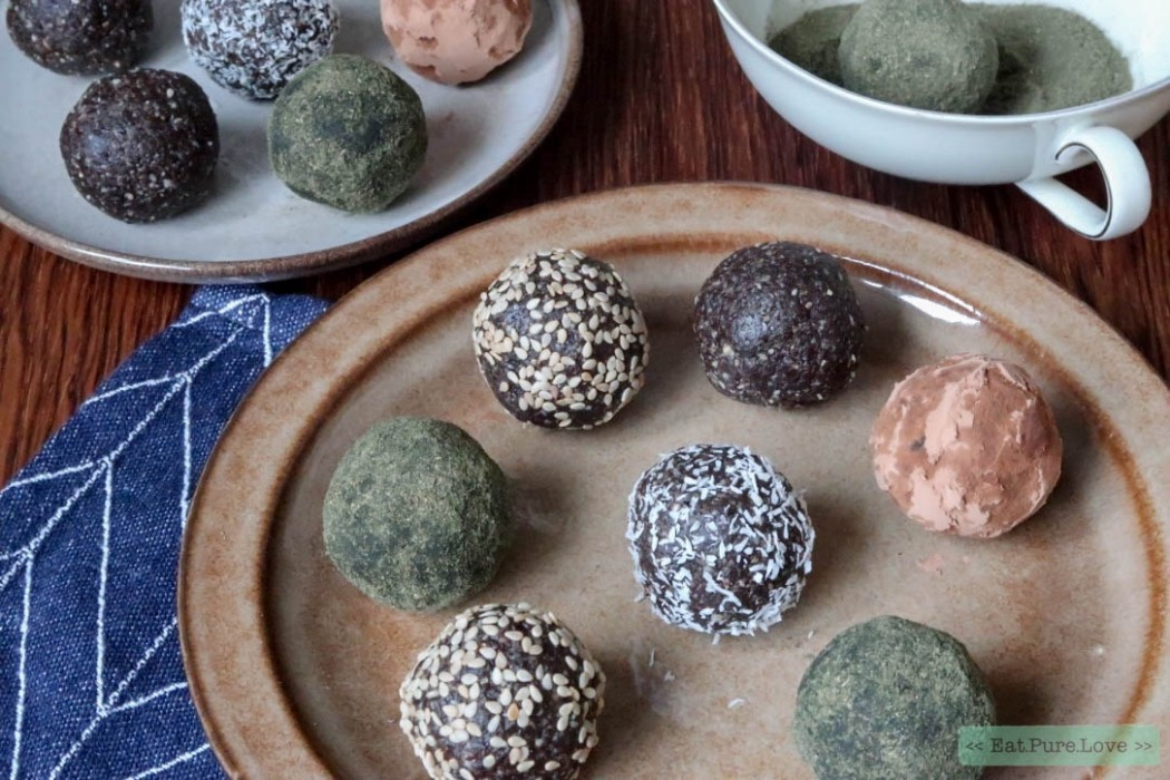 Bliss balls boordevol superfood