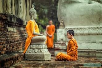 Mindfulness, eerste hulp bij een vol hoofd