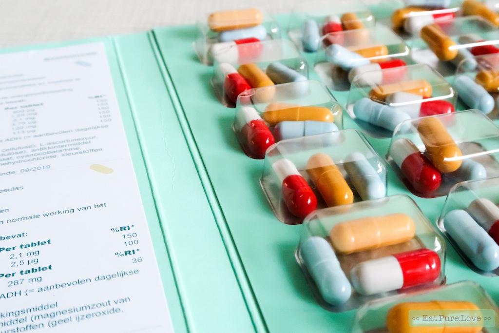 TakeDaily- supplementen speciaal voor jou samengesteld!