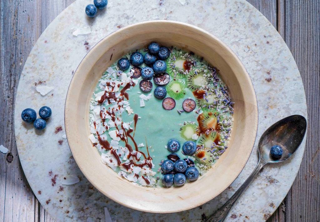 De mermaid bowl: de nieuwste trend in smoothie bowl land!