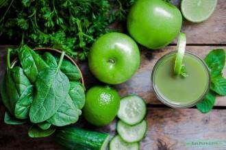 Hoe maak je een groene smoothie?-1