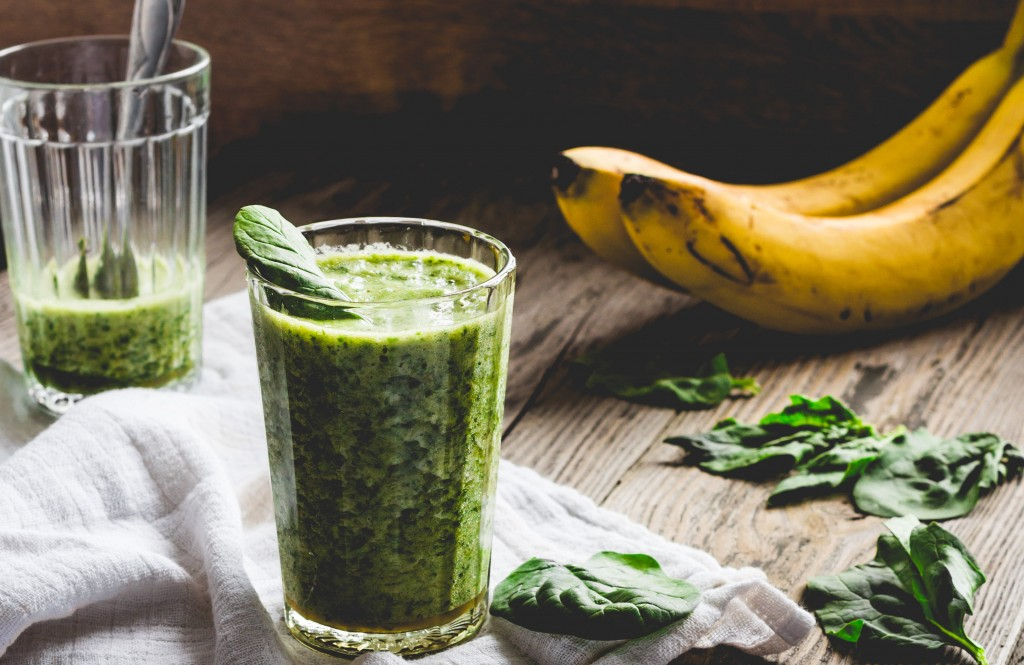 Green boost - groene smoothie recept