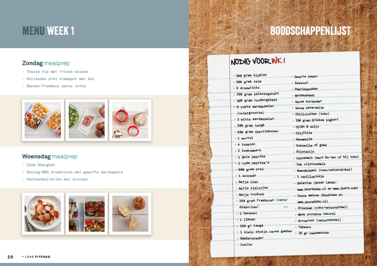 mealprep-LoveFitFood-kookboek-boodschappenlijst-week-1