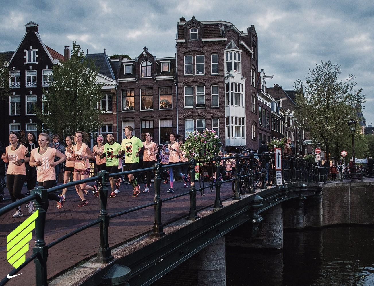 We Run Amsterdam 2015