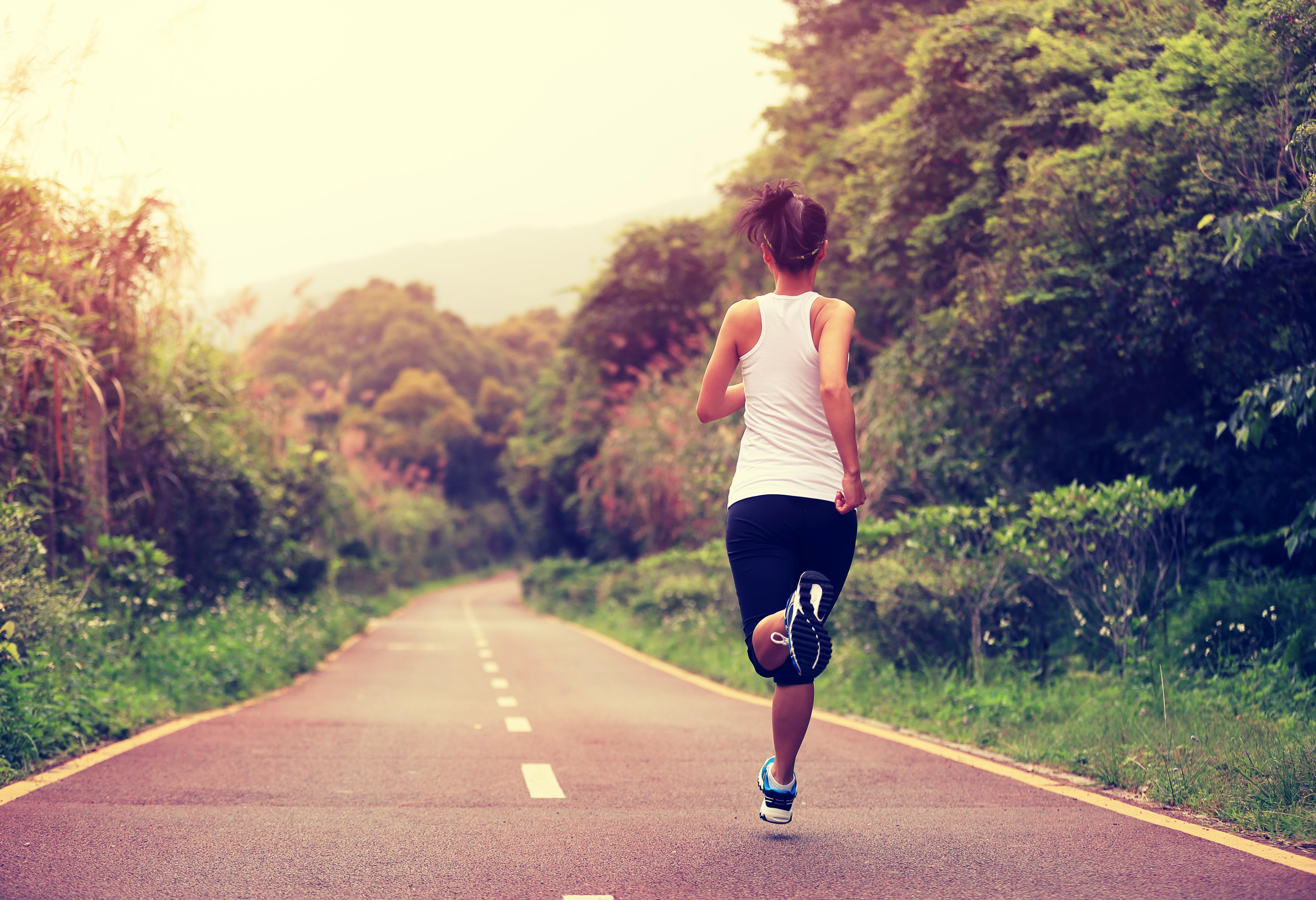 Runningtherapie Loop jezelf gelukkig | Eat.Pure.Love