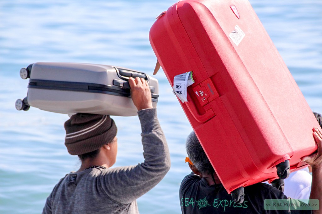 Duurzame bagage