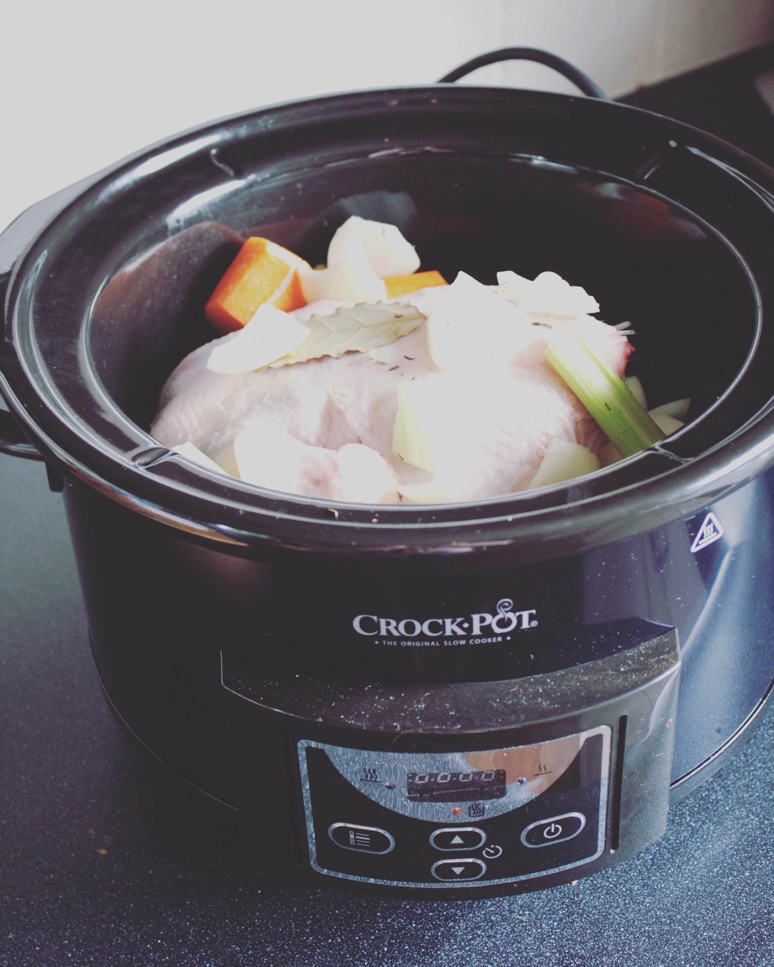 Slow Cooking | Zelf bouillon maken