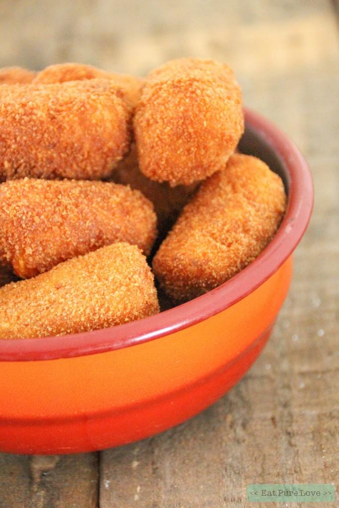 Zoete aardappel kroketjes-2