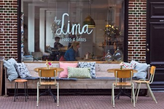 Healthy hotspot By Lima in Haarlem