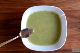 Reinigende groene soep