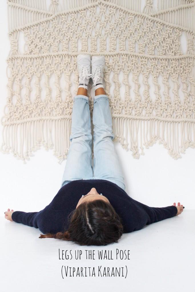 4 Ontspannende yoga poses voor ieder moment van de dag