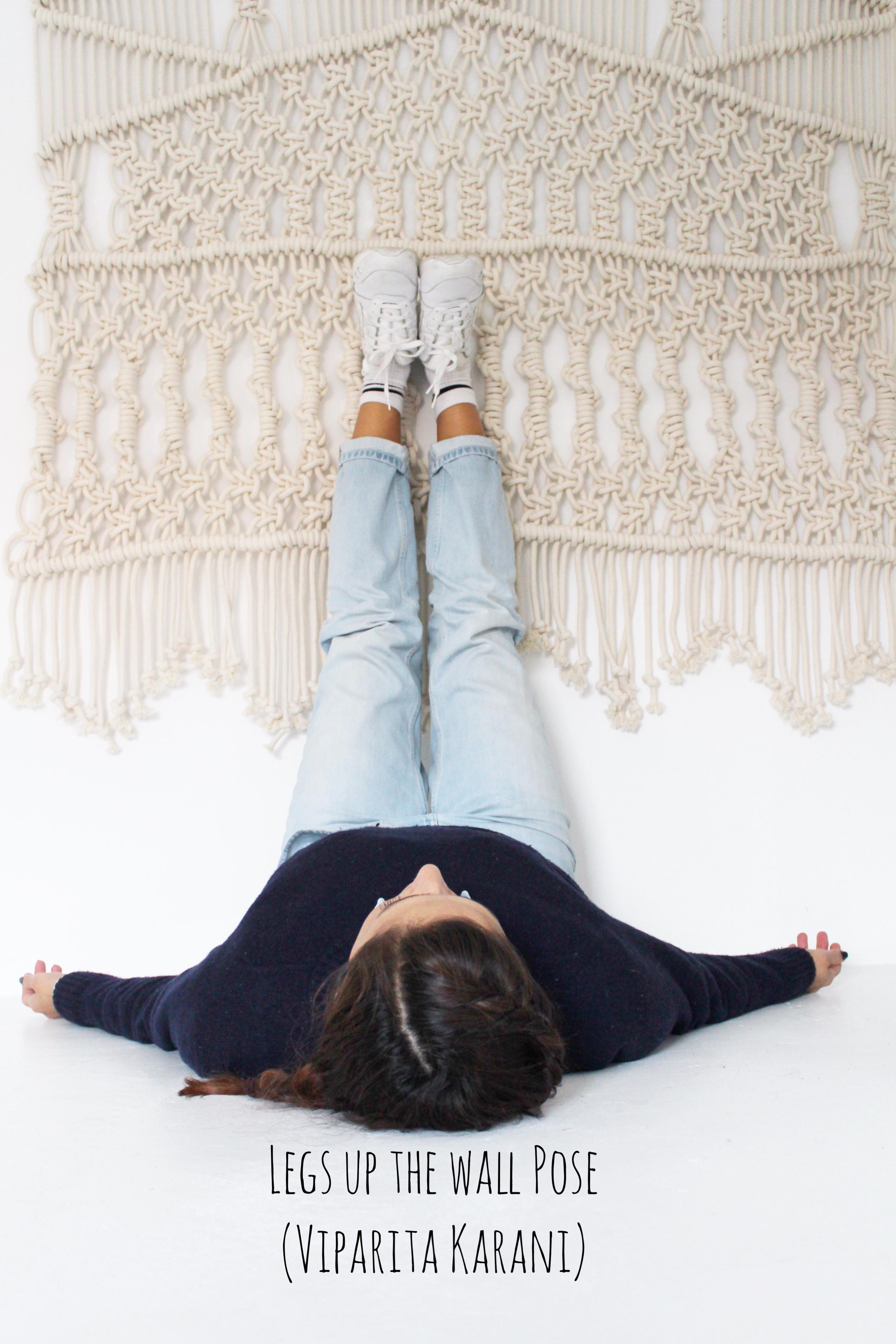 Legs Up The Wall Voordelen