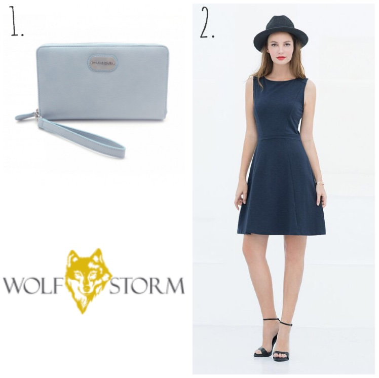 Vegan webshop Wolf and Storm