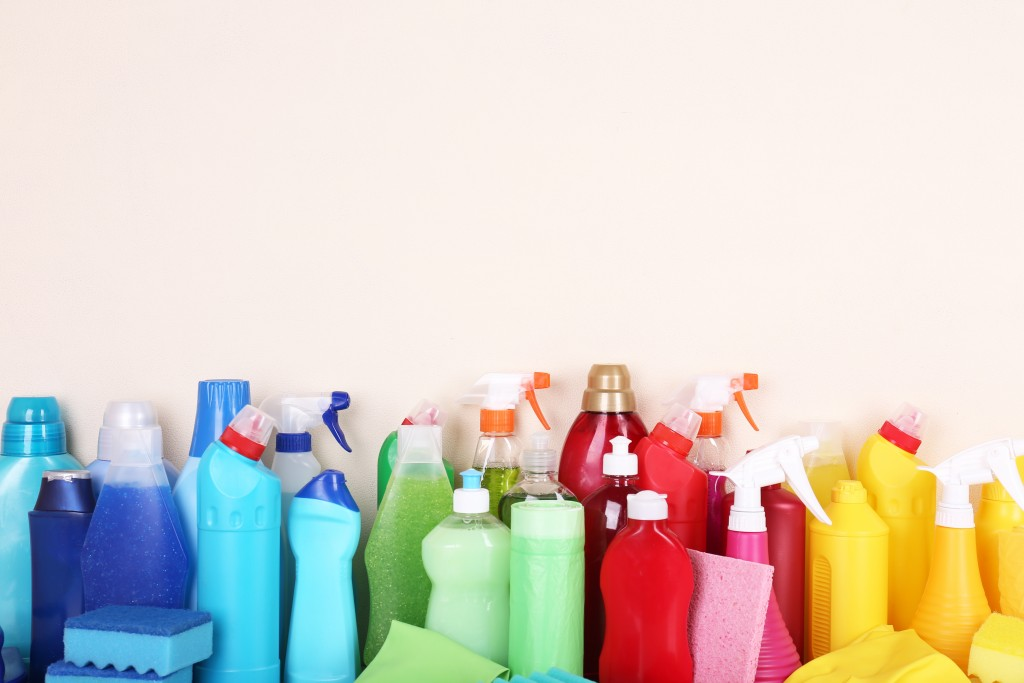 Kies voor natuurlijke schoonmaakmiddelen