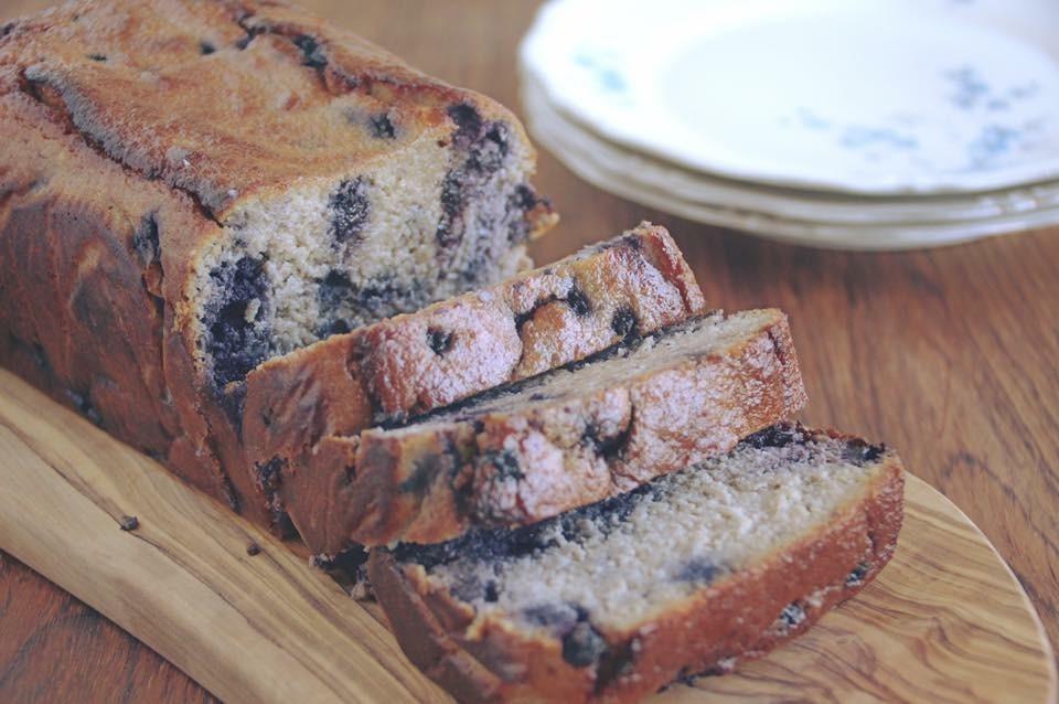 zonder brood ontbijten
