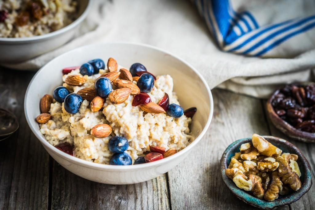 gezond ontbijten zonder brood