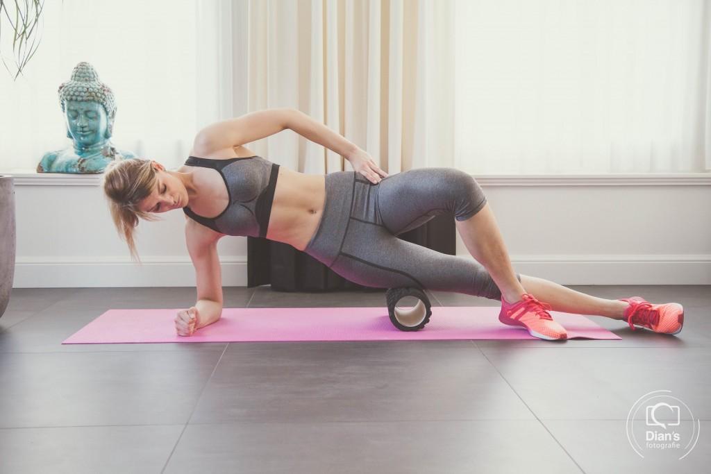 De 6 beste foam roller oefeningen voor sneller spierherstel