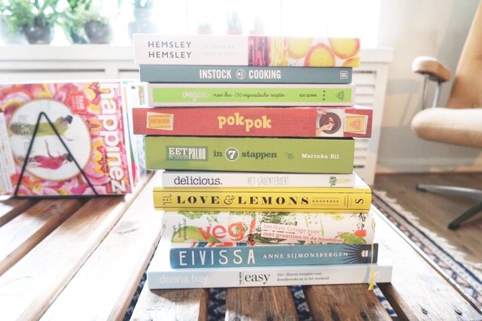 Mijn 10 favoriete kookboeken van dit moment