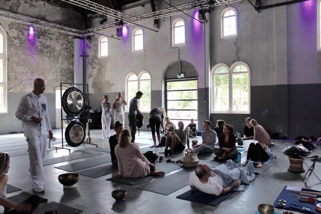 Plog: YogaFest 2016