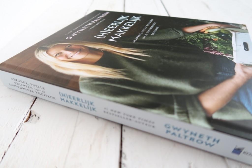 Review (H) eerlijk makkelijk van Gwyneth Paltrow