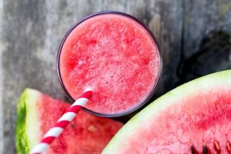 De lekkerste watermeloen smoothie