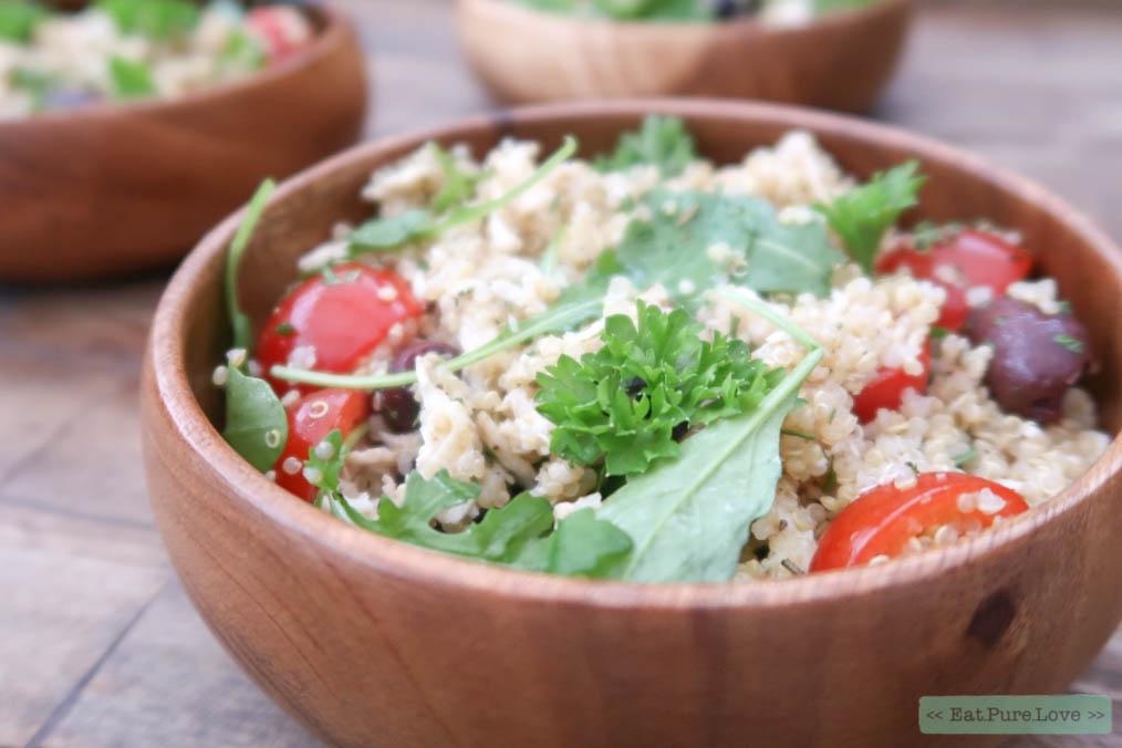Quinoa salade met kip-2