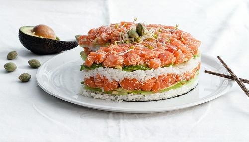 De lekkerste sushi, maar dan net even anders