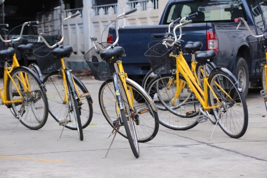 fietsen met Co van Kessel
