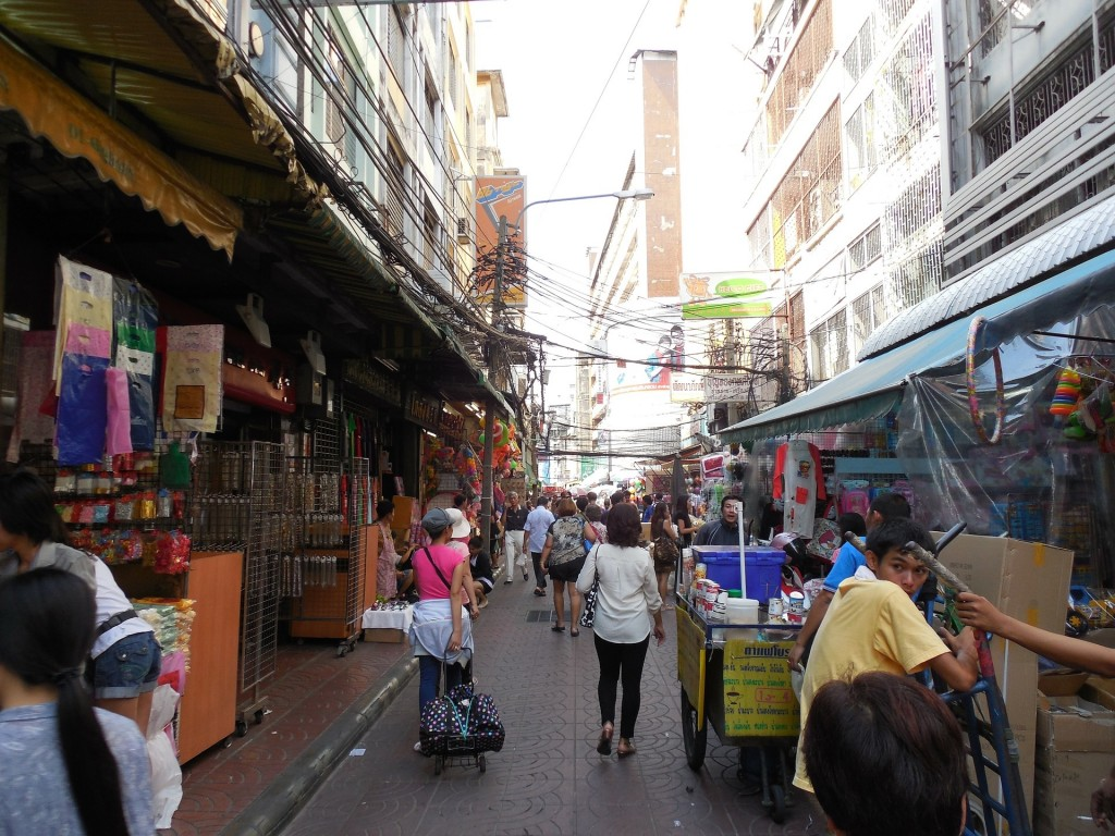 Een paar dagen Bangkok? Top 10 things to do!