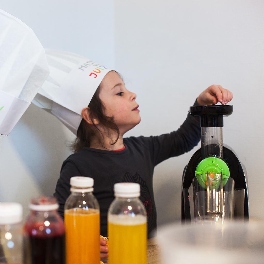 Juizsy: het gezonde sapje voor kinderen