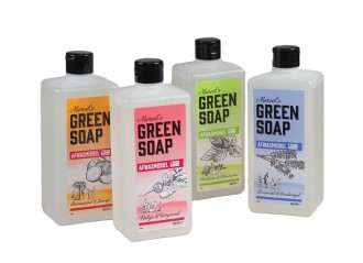 Marcel's Green Soap & gerecycled plastic