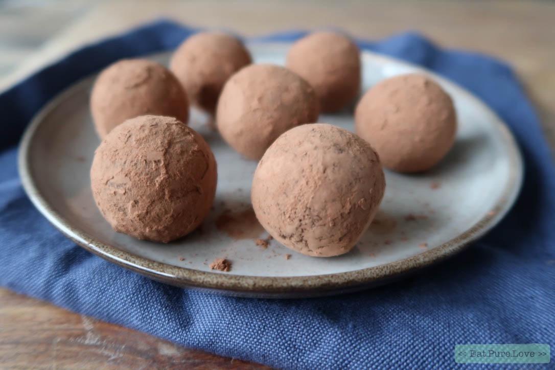 Het recept voor pepernoten bliss balls