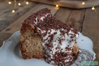 Glutenvrije cheesecake met koffie en Amaretto