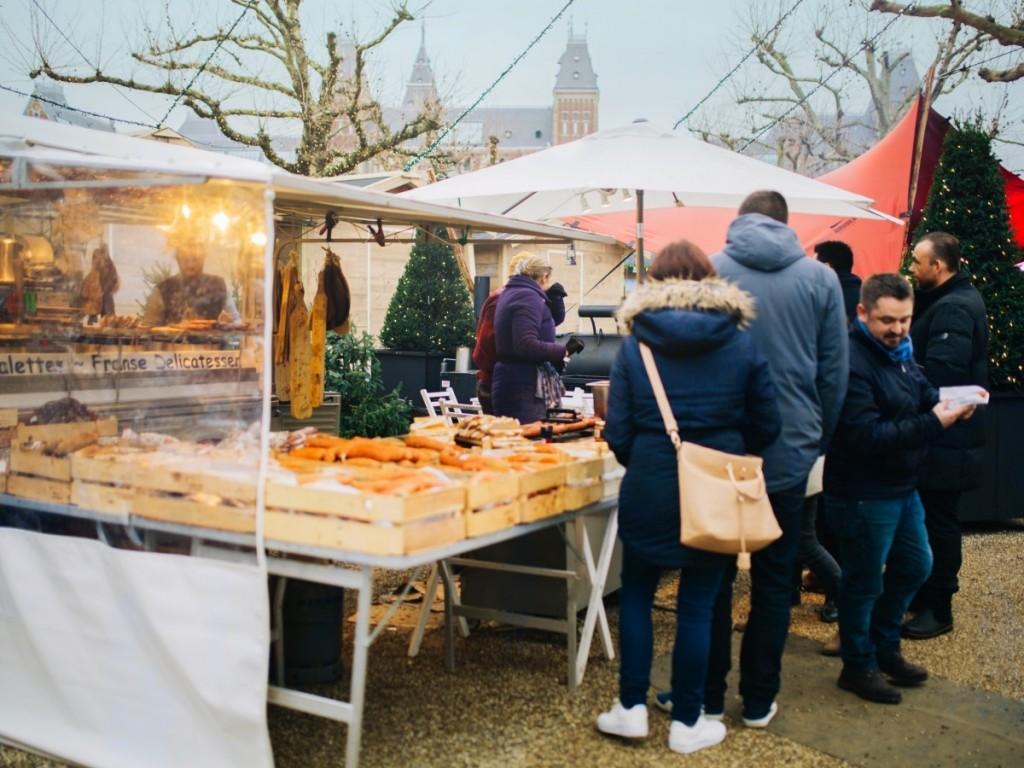 Ice*Village – Dé wintermarkt van Amsterdam 1