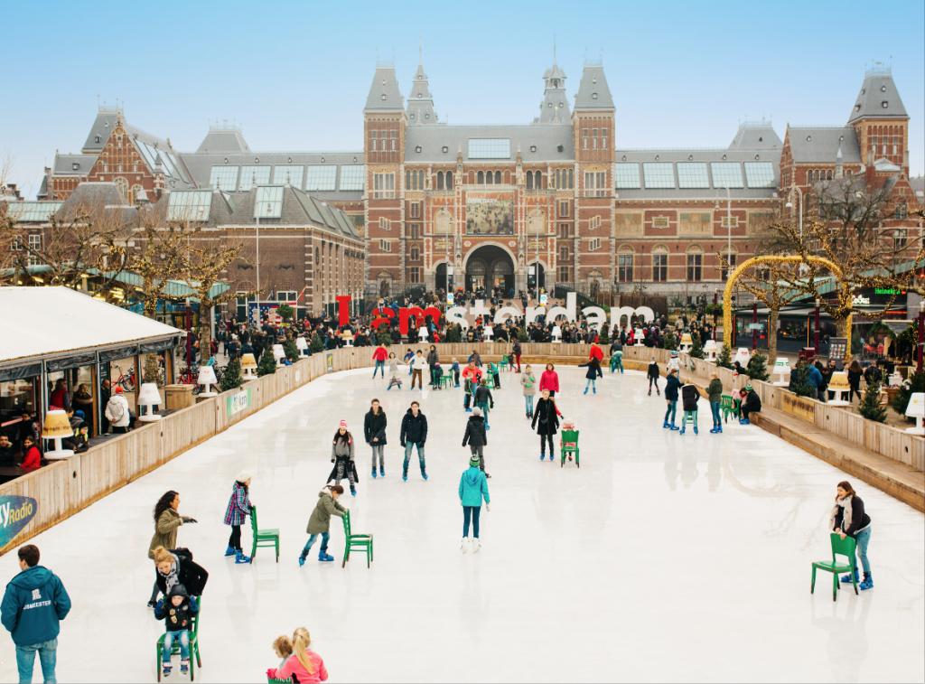 Ice*Village – Dé wintermarkt van Amsterdam