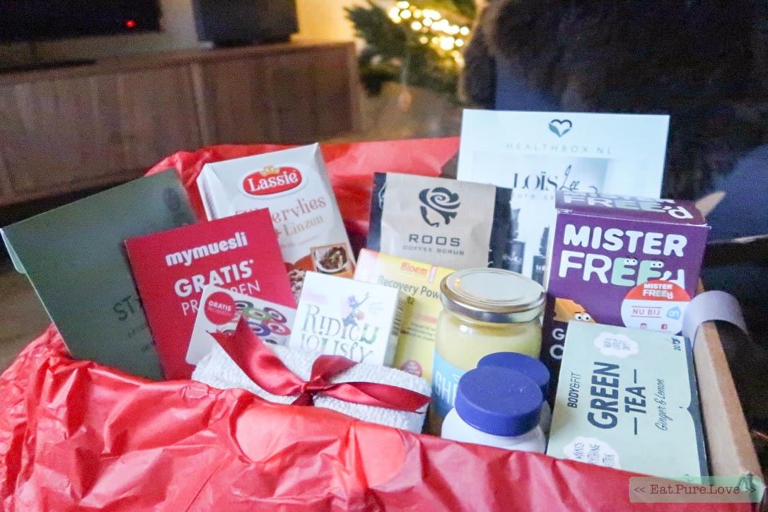 Win de Christmas Healthbox!