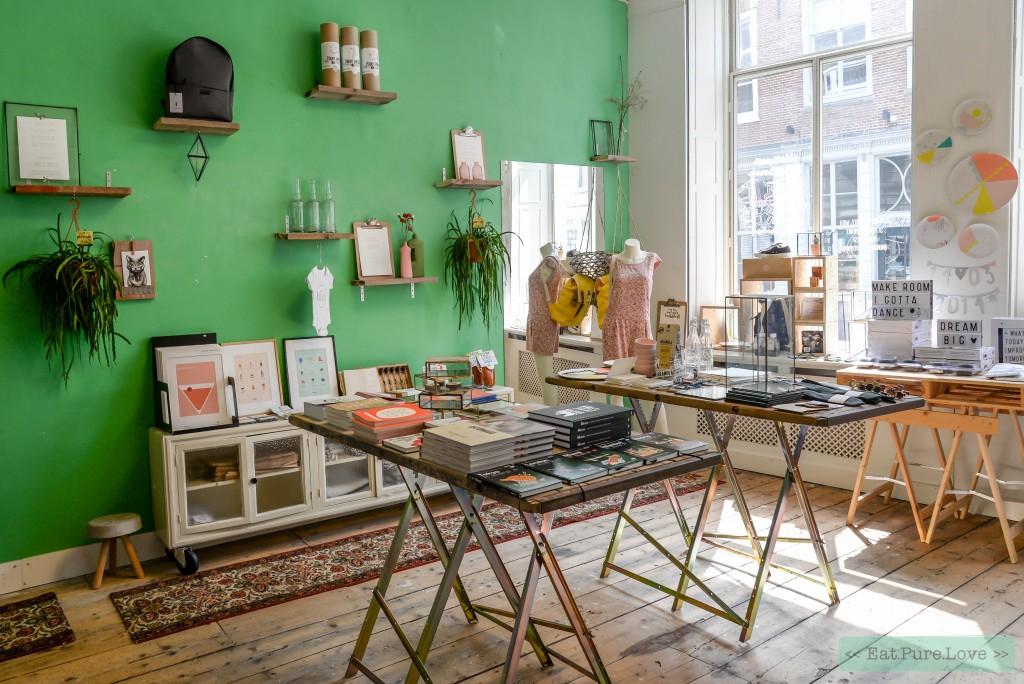 Den Bosch Cityguide: duurzaam shoppen en gezond eten