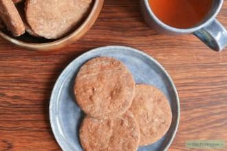 Glutenvrije chocolade koekjes van boekweitmeel