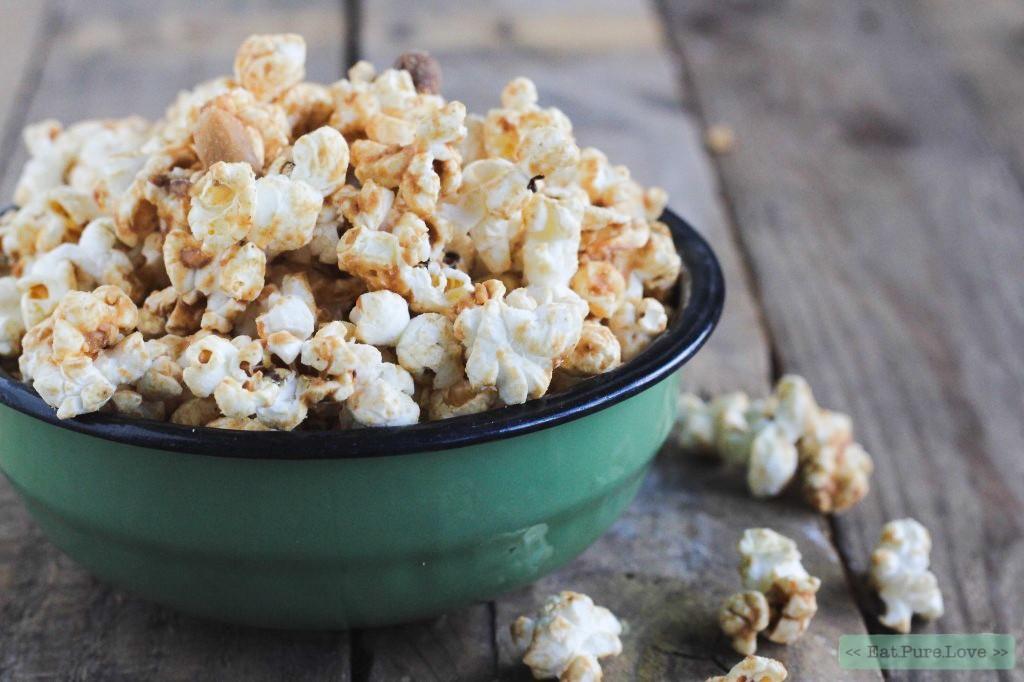 De lekkerste popcorn maak je zelf!