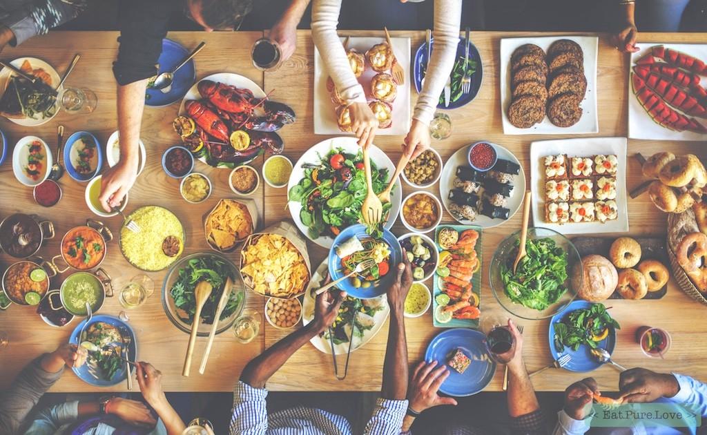 Jouw lijf weet zelf wat goede voeding is!