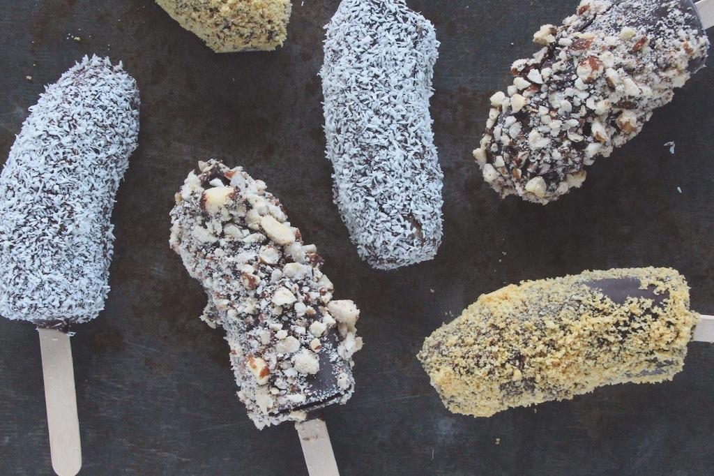 De lekkerste gezonde ijsrecepten!