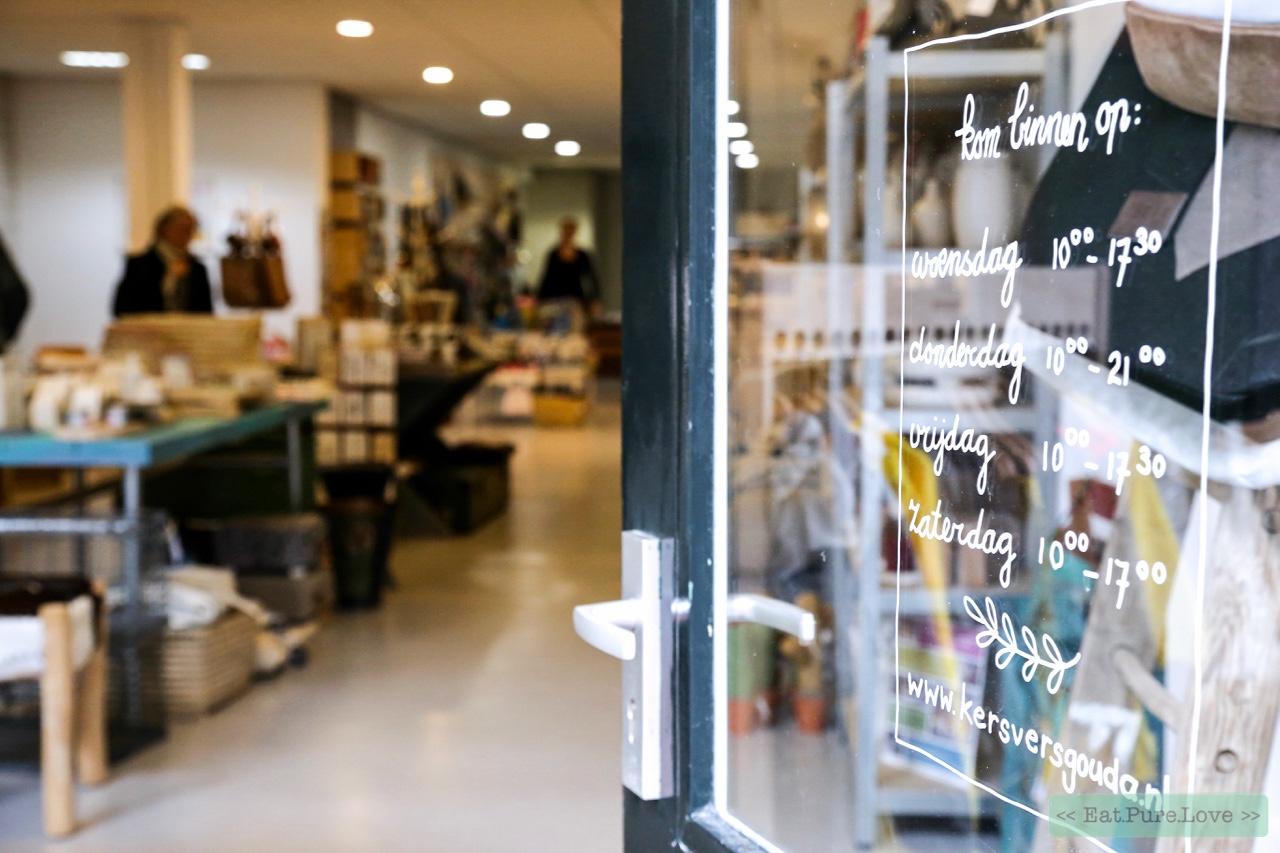 Duurzaam shoppen en (h)eerlijk eten in Gouda