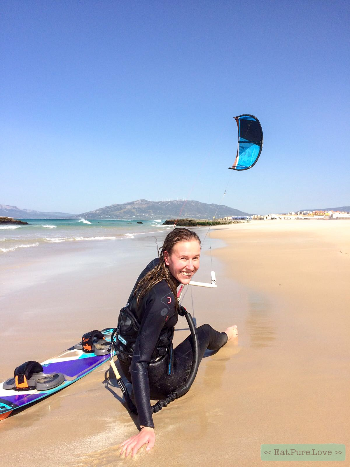 En dit is waarom je vandaag nog een kitesurfles moet boeken!