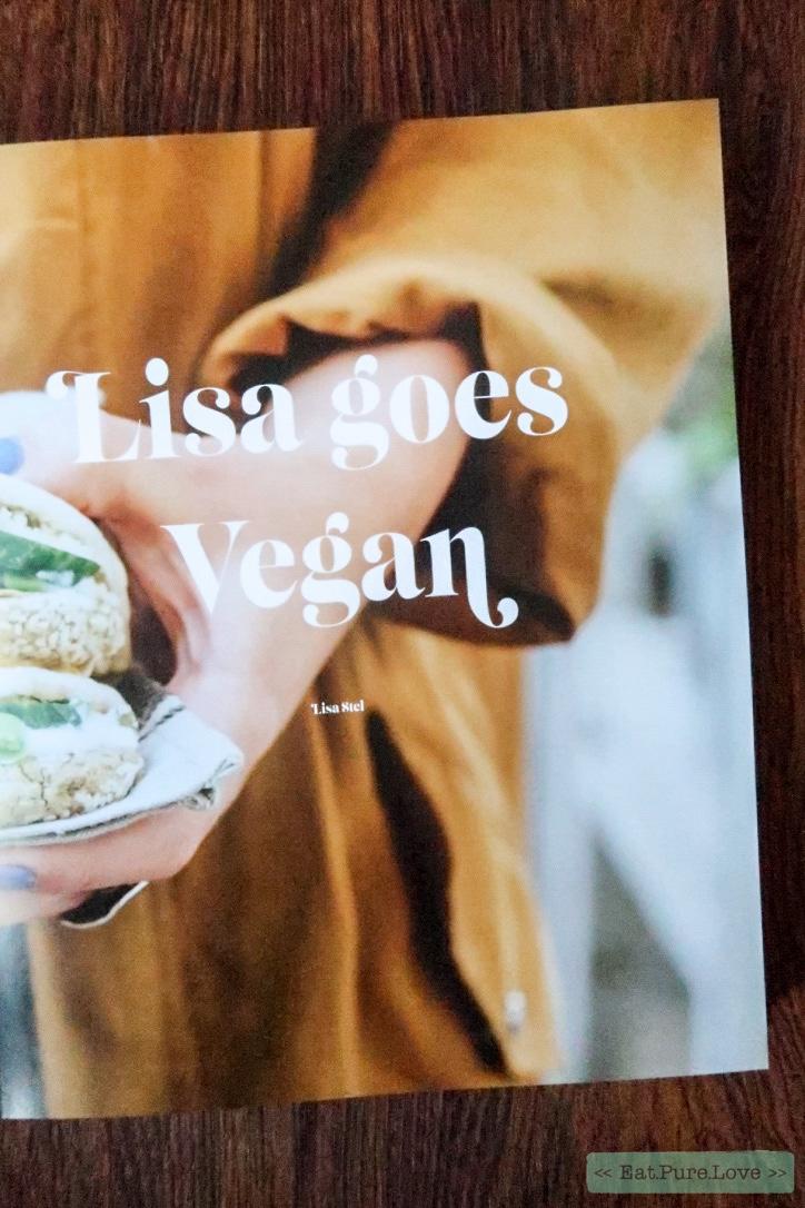 Review Lisa goes vegan