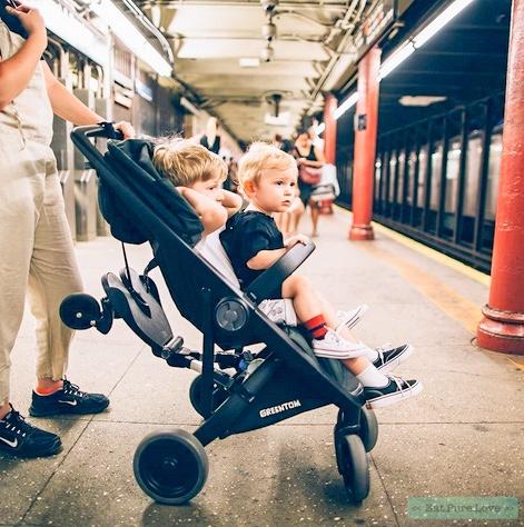 WINNEN! Een duurzame kinderwagen van Greentom