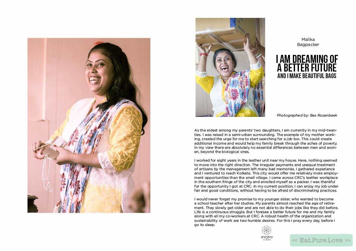 MYOMY do goods lanceert Positive Icons Campagne